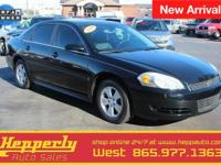 CARFAX One-Owner. This 2009 Chevrolet Impala LT in