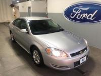 Recent Arrival! 2009 Chevrolet Impala LT Silver Ice