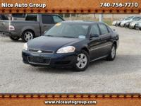 Options:  2009 Chevrolet Impala Lt|Unlimited Mileage