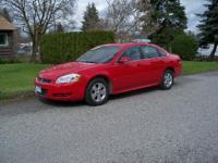 Options:  2009 Chevrolet Impala Lt|Red|72065 Milesstock