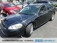 Chevrolet Impala  CARFAX One-Owner.  **Moonroof /