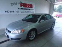 **Leather Interior**, **Local New Car Trade-In**, **LTZ