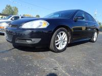 Options:  2009 Chevrolet Impala Ltz 4Dr