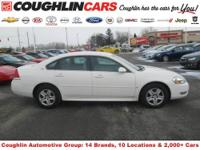 CHECK OUT THIS MILEAGE ON THIS 2009 IMPALA! THIS CAR
