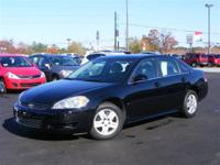 2009 Chevrolet Impala LS Awesome!! How super is this