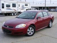 This 2009 Chevrolet Impala 3.5L LT is offered
