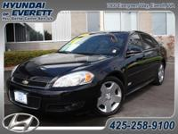 Impala SS, 5.3L V8 SFI, 4-Speed Automatic HD with