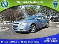 This Malibu is equipped with Cruise, Traction Control,