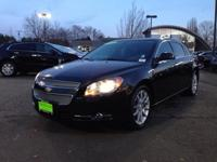 2009 Chevrolet Malibu 4DR LTZ Our Location is: Cadillac