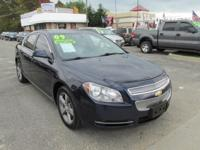 Our Super 2009 Malibu LT w/2LT goes beyond the typical