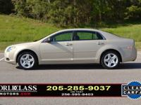 We Finance - 2009 Chevrolet Malibu LS sedan. Clean