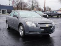 Options:  2009 Chevrolet Malibu Ls|Ls 4Dr Sedan|2009