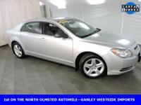 Chevrolet Malibu 2009 LS Silver Ice Metallic New Price!