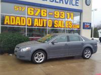 Options:  2009 Chevrolet Malibu Visit Adado Auto Sales