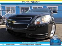 LOW MILE LOADED 2009 CHEVROLET MALIBU LT V6 SEDAN