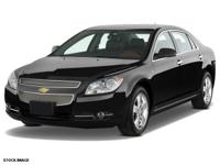 Options:  2009 Chevrolet Malibu Ltz|Ltz 4Dr