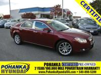2009 Chevrolet Malibu LTZ Sedan Our Location is: Toyota