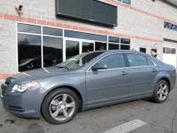 A low-mileage 2009 Chevrolet Malibu LT model in great