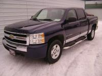 Sharp truck ! ! ! This 2009 Chevy Silverado Lt Crew Cab