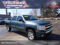 Exterior Color: blue, Body: Pickup, Fuel: Flex Fuel,