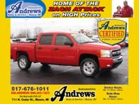 2008 Andrews Automotive Certified Used Chevrolet