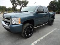 2009 Chevrolet Silverado 1500 LS Extended cab 4x2 in a