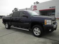 Imperial Blue Metallic 2009 Chevrolet Silverado 1500 LT