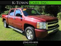 Options:  2009 Chevrolet Silverado 1500 Crew Cab Lt