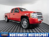 Clean Carfax 4x4 Truck with Power Options!  Options: