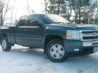 2009 Chevrolet Silverado 1500, Imperial Blue Metallic,