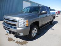 Look at this 2009 Chevrolet Silverado 1500 LT. Its