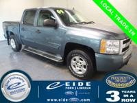 2009 Chevrolet Silverado 1500 Crew Cab LT Highlighted