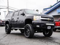 4x4 Lifted Truck with Matching Canopy!  Options: