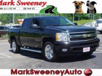 2009 Chevrolet Silverado 1500 LTZ in Black Granite