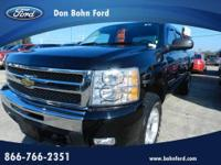 Don Bohn Ford presents this 2009 CHEVROLET SILVERADO
