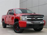 Clean, ONLY 52,077 Miles! Victory Red exterior and