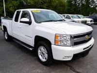 Clean Carfax - 1 Owner - GM Certified - 4WD - ABS