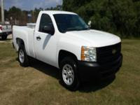 Options:  2009 Chevrolet Silverado 1500 4X2 2Dr Regular