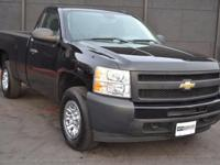 This 2009 Chevrolet Silverado 1500 Work Truck features