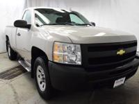 This 2009 Chevrolet Silverado 1500 Work Truck is