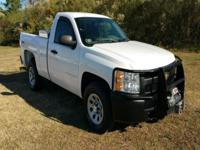 Options:  2009 Chevrolet Silverado 1500 4X4 2Dr Regular