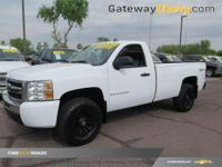 4WD. Right truck! Right price! Why pay more for