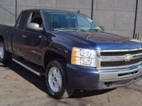 This 2009 Chevrolet Silverado 1500 - features a 4.8L 8