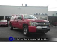 Options:  2009 Chevrolet Silverado 1500 Work