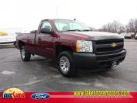 Exterior Color: maroon / dark cherry, Body: Regular Cab