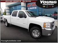 2009 Chevrolet Silverado 2500HD Crew Cab Pickup LTZ Our