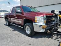 Clean CARFAX. 2009 Chevrolet Silverado 2500HD LT Deep
