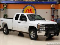 This 2009 Chevrolet Silverado 2500 is in great shape