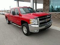 New Price! Clean CARFAX. Red 2009 Chevrolet Silverado