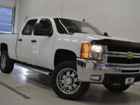 CLEAN CARFAX, 6.6 DURAMAX DIESEL ENGINE WITH A 6 SPEED